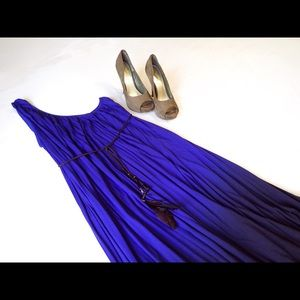 Jessica Simpson's Asymmetrical Ombré Dress Size XS